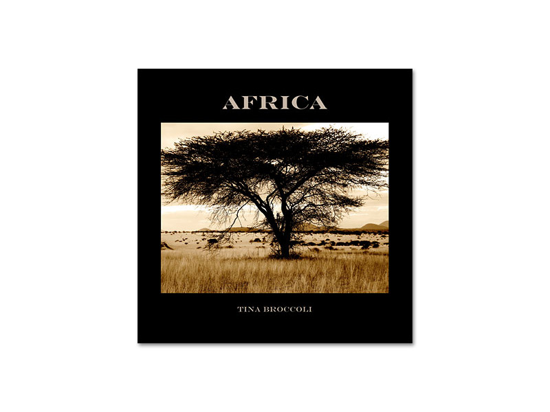 Africa Book by TinaBroccoli