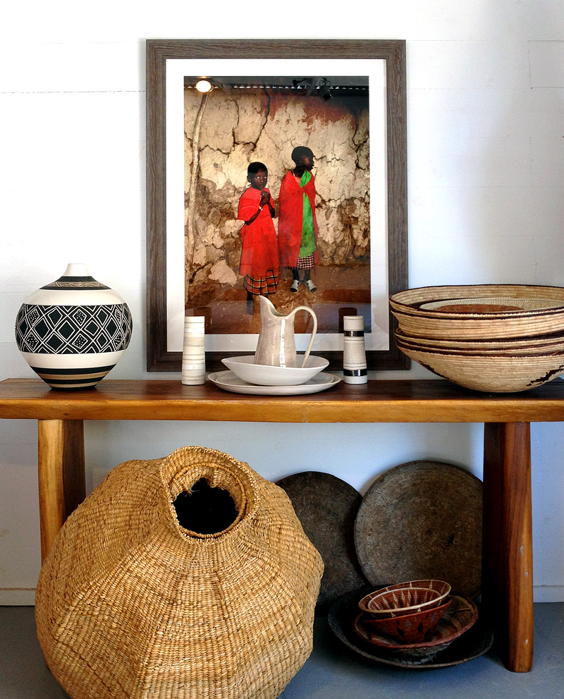 MAASAI KIDS by Tina Broccoli at Malibu Market Design