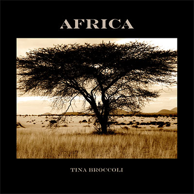 COVER AFRICA BOOK BY TINA BROCCOLI